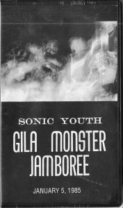 GILA MONSTER JUMBOREE (1985)