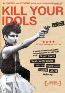 Kill Yr Idols がDVD化