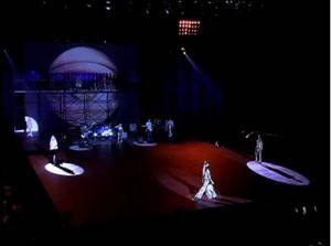 マーク・ジェイコブスのショーでのソニック・ユース