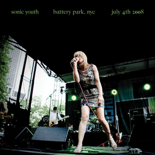 『Battery Park, NYC: July 4, 2008』が再発